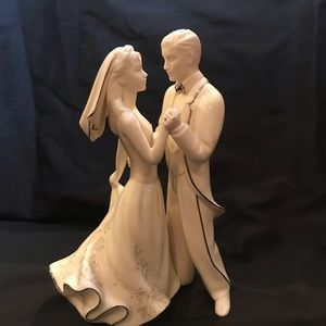Lenox First Dance Wedding Cake Topper